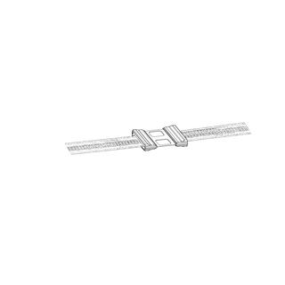 Kerbl AKO Bandverbinder Litzclip 40mm 5 St/ück Edelstahl