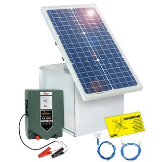 Weidezaungerät 12 Volt Elektrozaungerät Weidegerät Stromgerät für Weidezaun