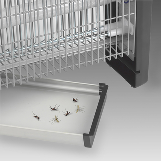 EUROM Insektenvernichter Fly Away Metal 16 Watt