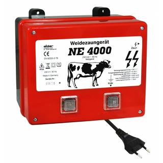 12V 7,6J Weidezaun Gerät Batteriegerät Ziege Schaf Wildschwein Rind Pferd